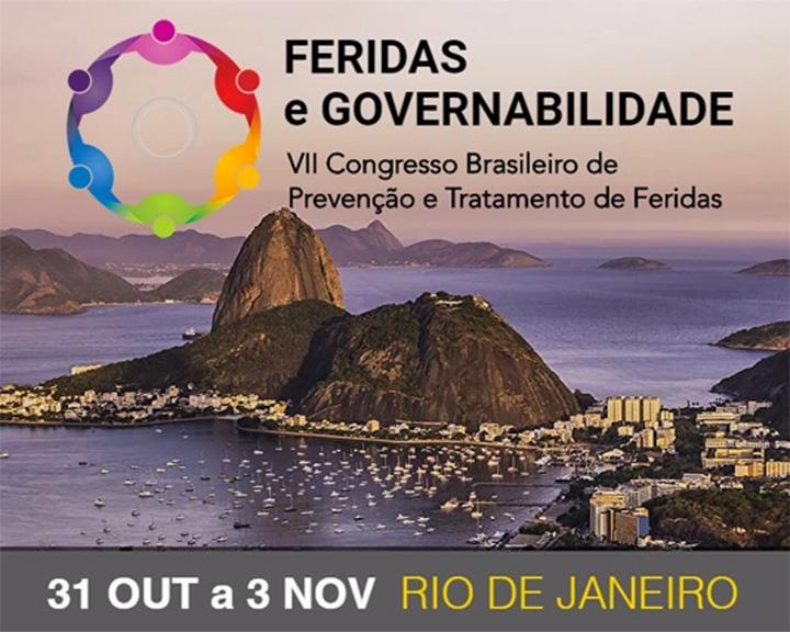 VII Congresso Brasileiro de Prevenção e Tratamento de Feridas