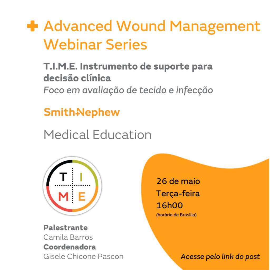 T.I.M.E. Instrumento de suporte para decisão clínica